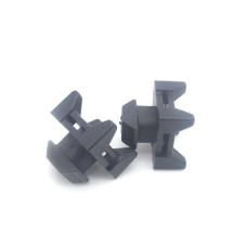 10805 | Тримач хрестовина кабельних хомутів стяжок до станочних профілів, стінка 5,8мм, паз 10 ситем. Bosch