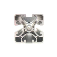 10500 | Сухарь торцевая загрузка паз 8 Item, фиксатор, М5-М8