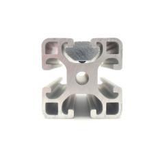 10502 | Сухар пазовий, посилений, з завантаженням з торця, з кульковим фіксатором, виступ 2,9 мм, паз 8 ситем. Item, М4-М8, 22x17x9,6мм