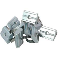 10475 | Сухарь пазовый подпружиненный, паз 10, M5-М8
