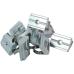 10476 | Сухарь пазовый подпружиненный, паз 8, M4...М8