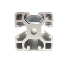 10494 | Сухар пазовий, посилений, з завантаженням з торця, з виступом, паз 8 ситем. Item, паз 10  ситем. Bosch, М6, 19x10-20