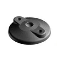 11001 | Опорна плита  кругла 79мм до регульованої опори під шарнир 15 мм