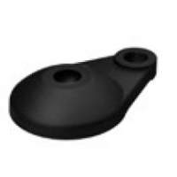 11002 | Плита виносна з базою 59мм  до регульованої опори під шарнир 15мм