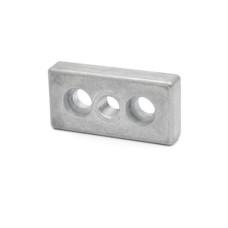 10907 | Торцеві плити 45х90, цинк