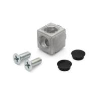 10453 | 2D кубічний з'єднувач до профілів 40