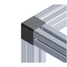 10435 | Заглушка кубическая на угловой тройник 10434