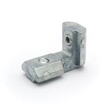 10401 | Внутрішній кутовий з'єднувач зовнішньої і внутрішньої сторін кута, паз 8