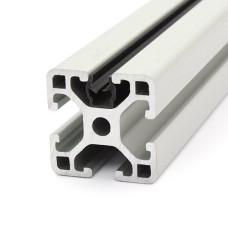 10633 | Окантовочний профіль - профільна вставка - ущільнювач 2-3,5 мм, паз 6 профілів ситем. Item (чорний)
