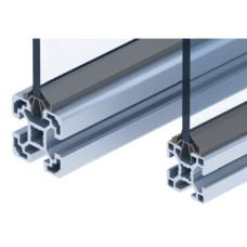 10647 | Комплект ущільнювача 1,5-8 мм, паз 8 і 10 профілів Bosch