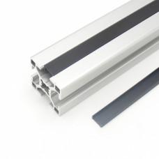 10590 | Заглушка поздовжня 2м, паз 8 до профілів в системі  Bosch