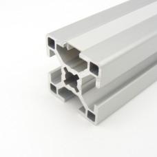 10590 | Заглушка поздовжня 2м, паз 8, до профілів 30 та 40 мм