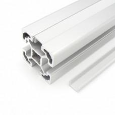10591 | Заглушка поздовжня 2м, паз 10 до профілів Bosch