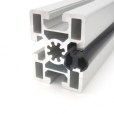 10662 | Ущільнювач гумовий для дверей з станочних профілів