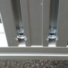 Быстрозажимной соединитель для алюминиевого профиля