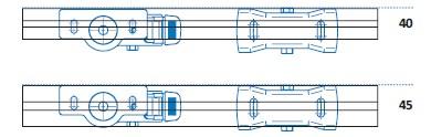 Монтаж колёс на станочные профили